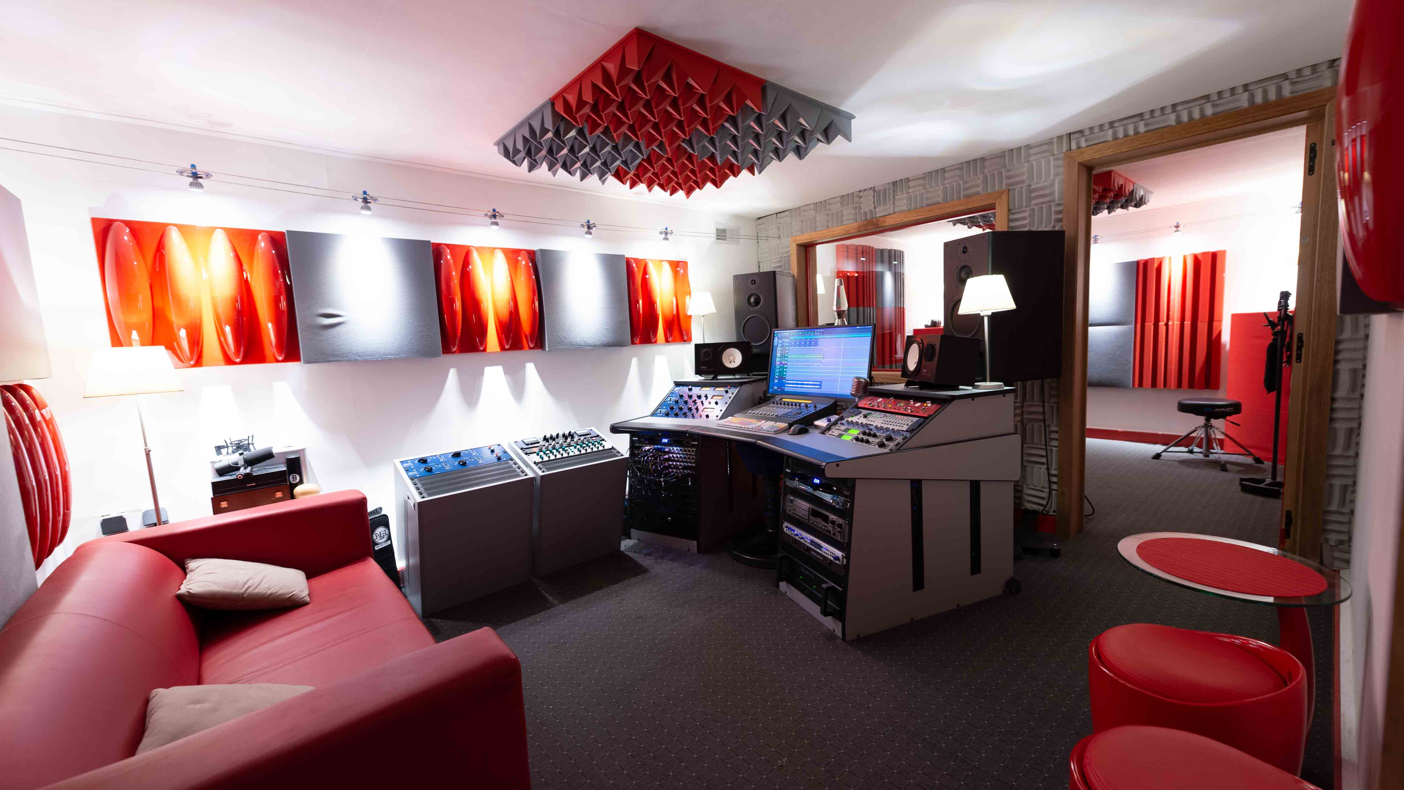 SoundReplay Music Recording Studio Belgium